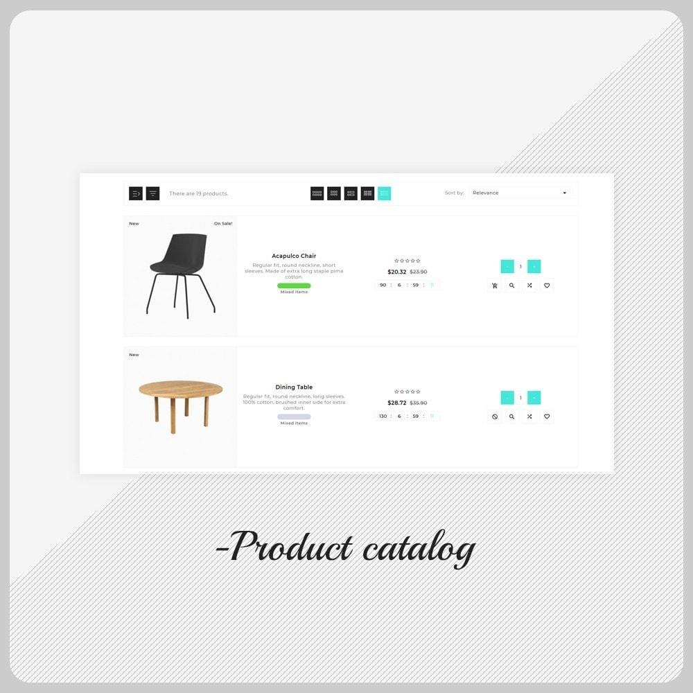 theme - Huis & Buitenleven - Möbel Russet  - Furniture Super Mall - 11