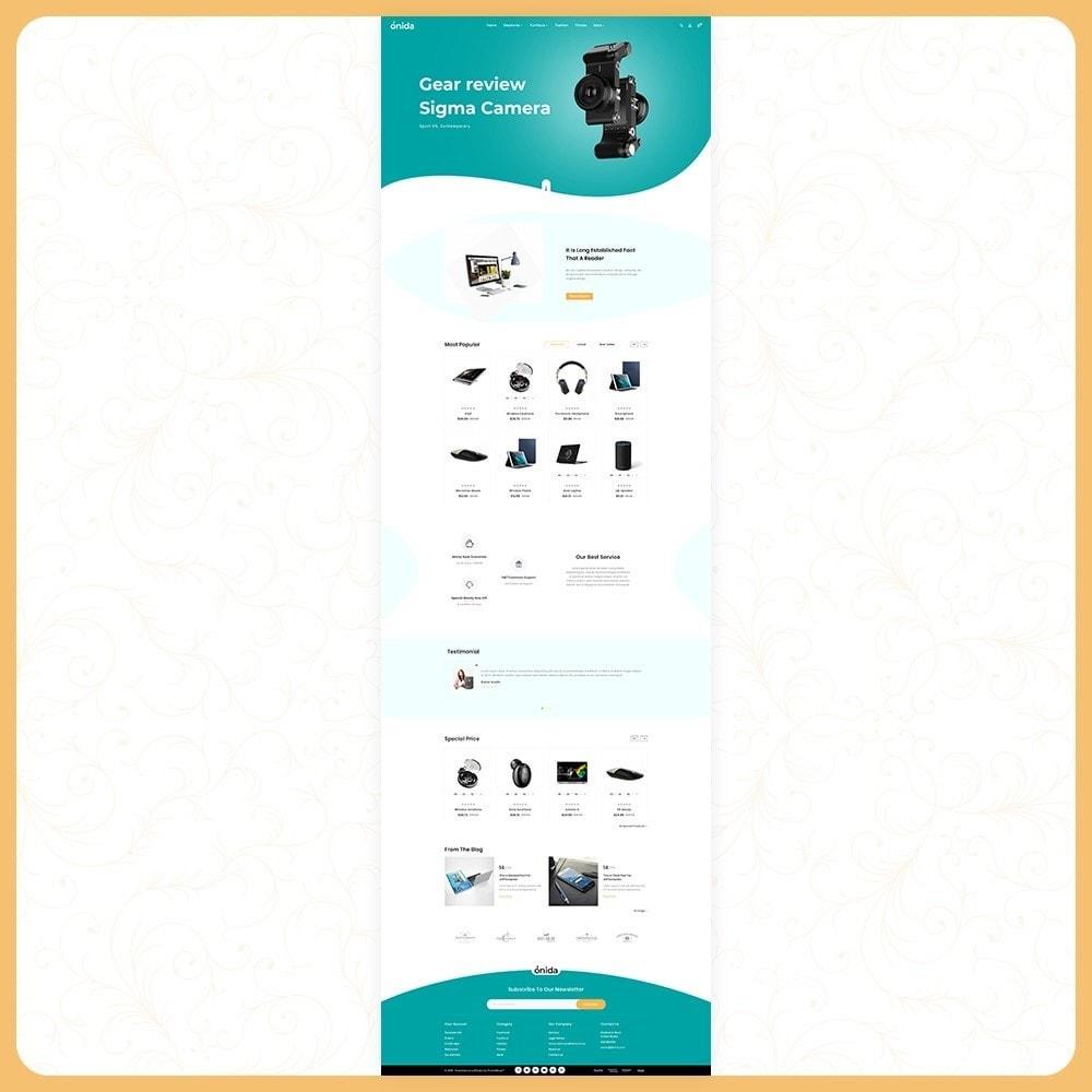 theme - Electronique & High Tech - Elettro Onida - Elecetroni Store - 2