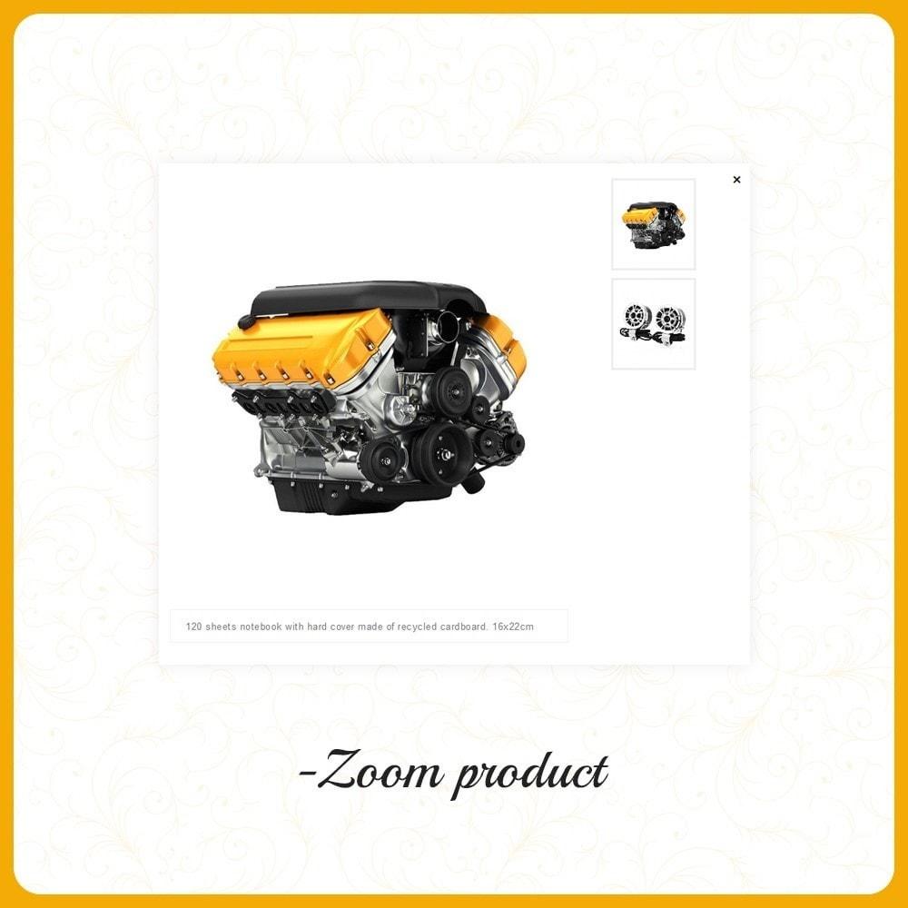 theme - Auto's & Motoren - Auto- Voiture Partie Boutique - 5