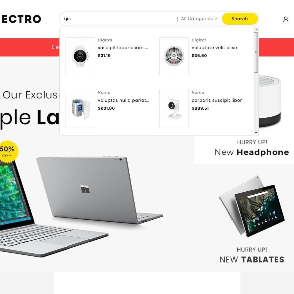 theme - Elettronica & High Tech - Electro Mega Appliances Shop - 10