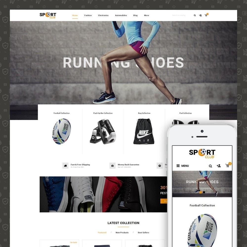 theme - Спорт и Путешествия - Sport Club - Accessories Store - 1