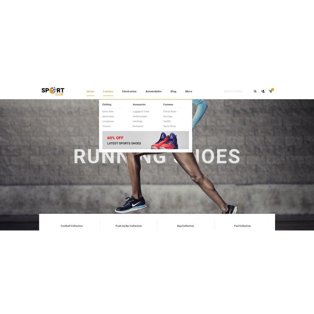 theme - Sport, Aktivitäten & Reise - Sport Club - Accessories Store - 7