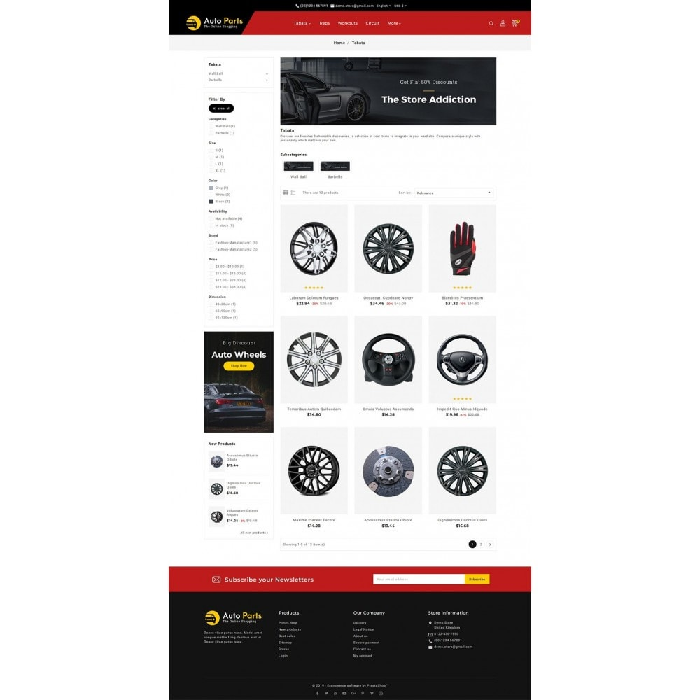 theme - Coches y Motos - Auto Parts - Equipment & Services - 3