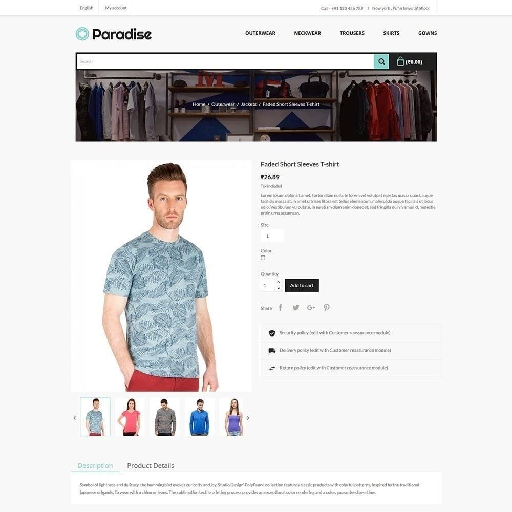 theme - Mode & Schoenen - Paradise Fashion - Apparels Store - 6