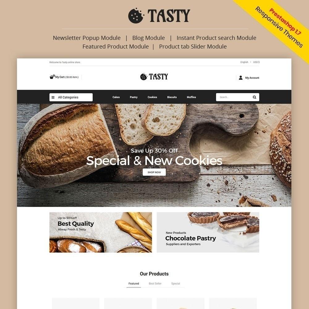 theme - Alimentos & Restaurantes - Comida saborosa - Padaria Pizza Store - 2