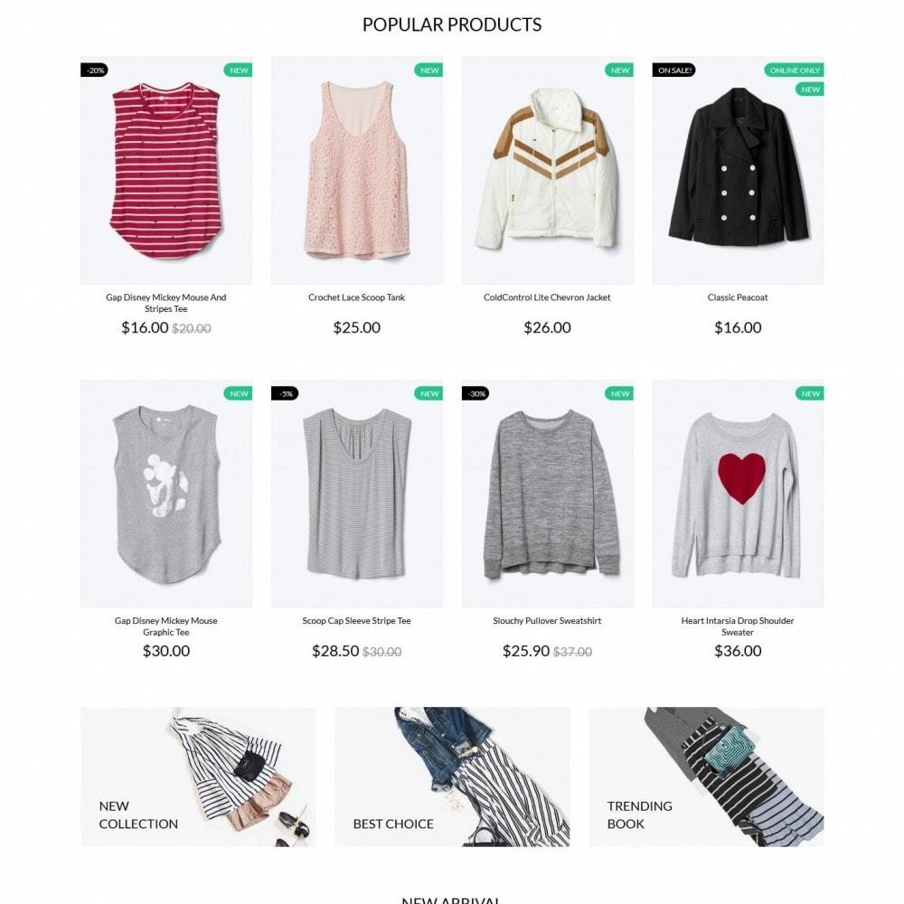 theme - Moda & Calçados - Satin Fashion Store - 3