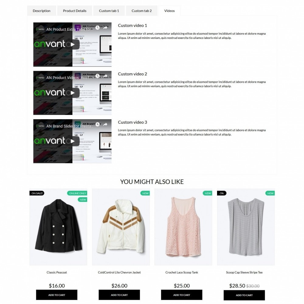 theme - Fashion & Shoes - Satin Fashion Store - 9