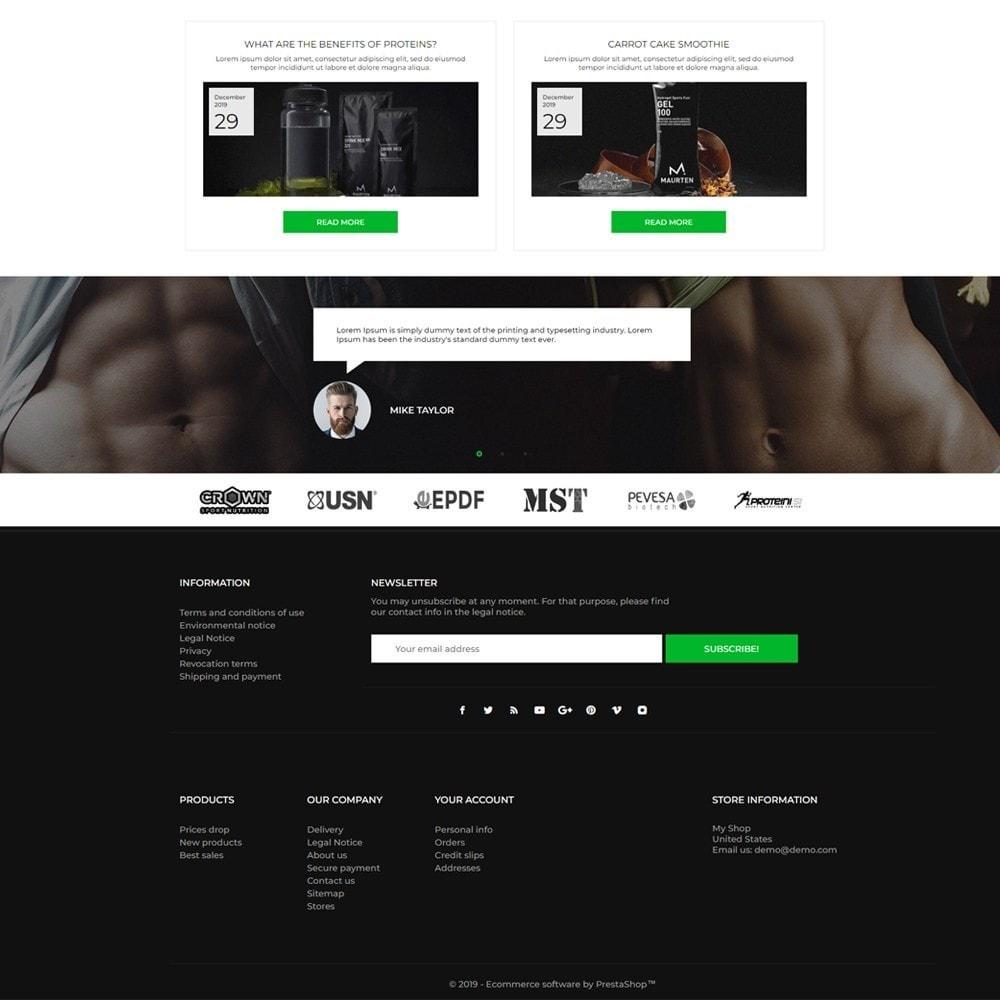 theme - Sport, Rozrywka & Podróże - Fitnestic - 4