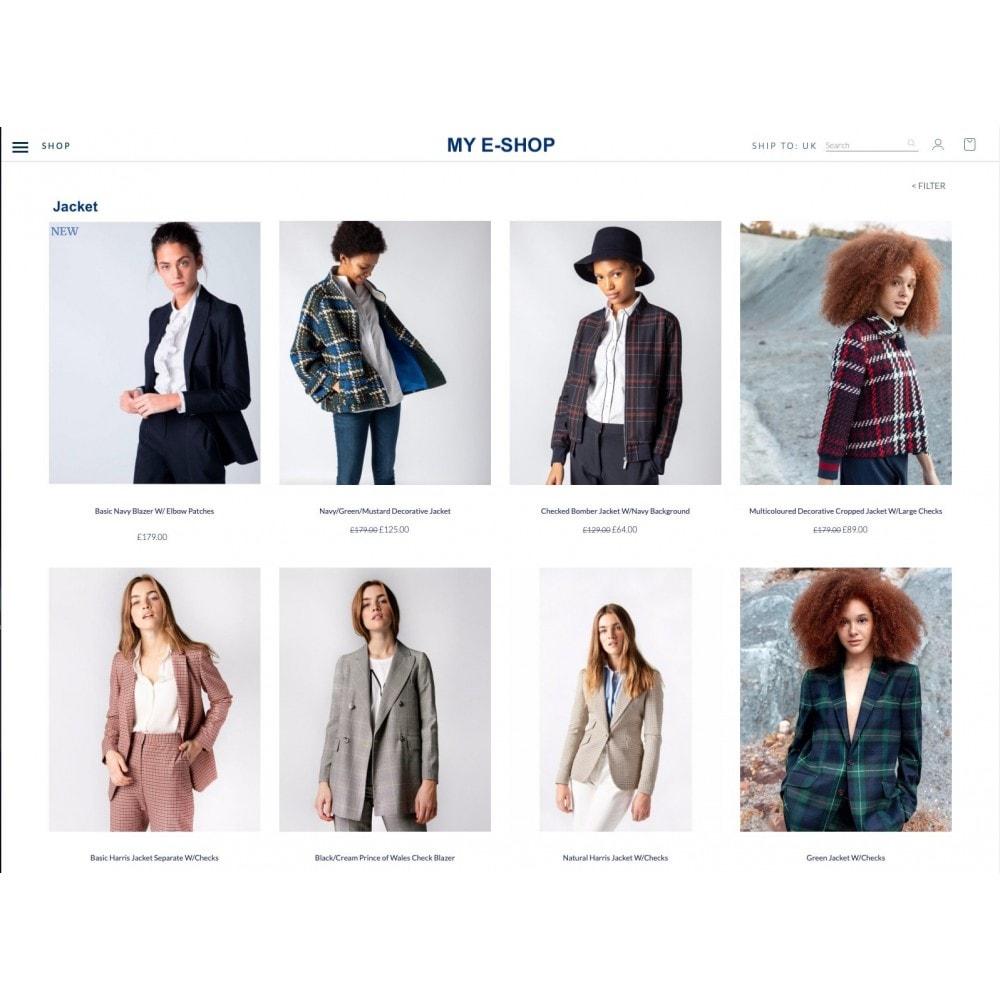 module - Brands & Manufacturers - WMB | E-merchandising platform - 1