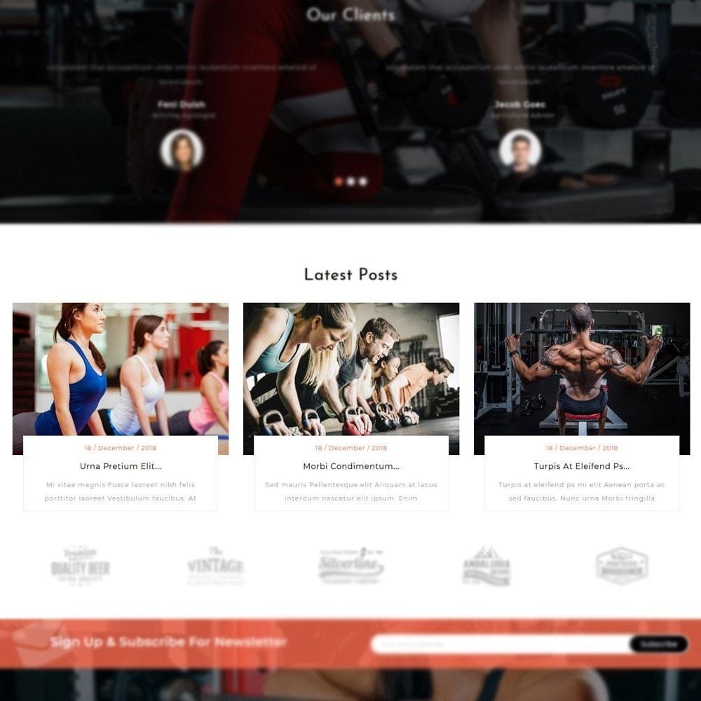 theme - Deportes, Actividades y Viajes - Bone Fitness Store - 9