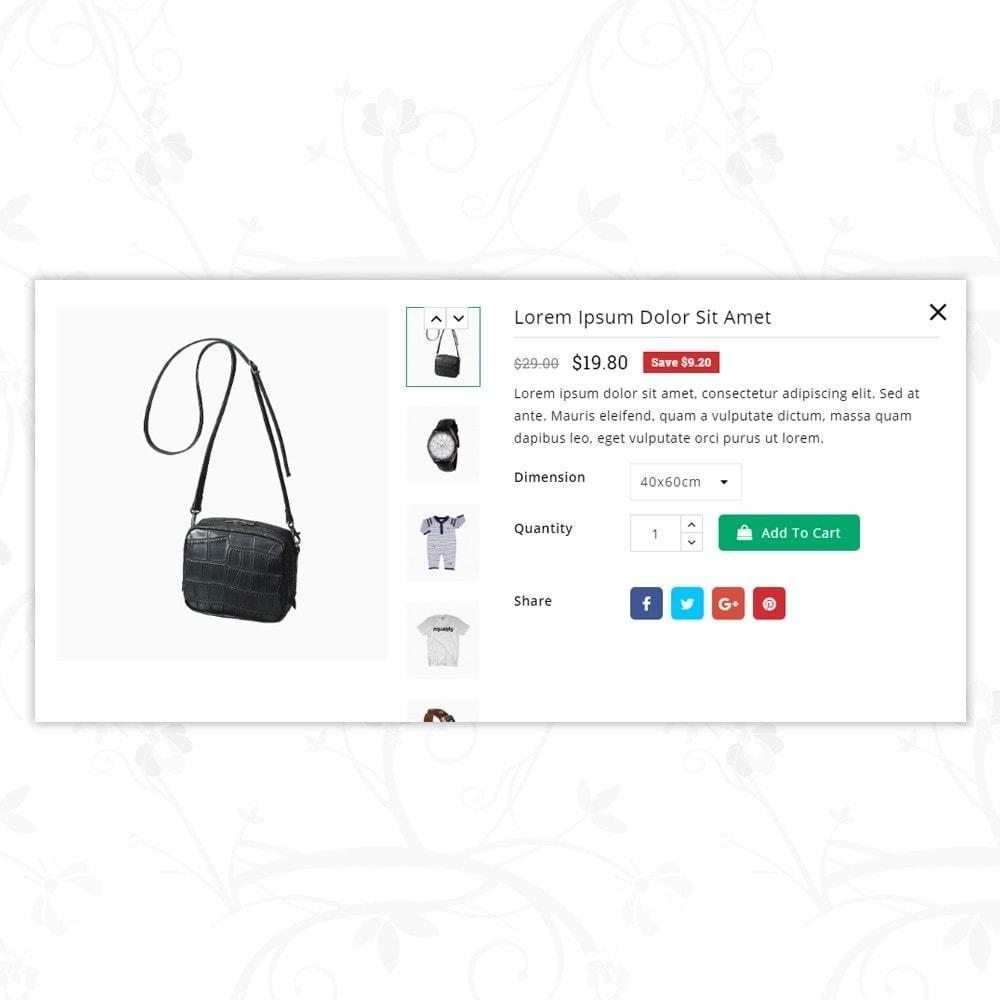theme - Мода и обувь - Fashion Responsive Store - 8