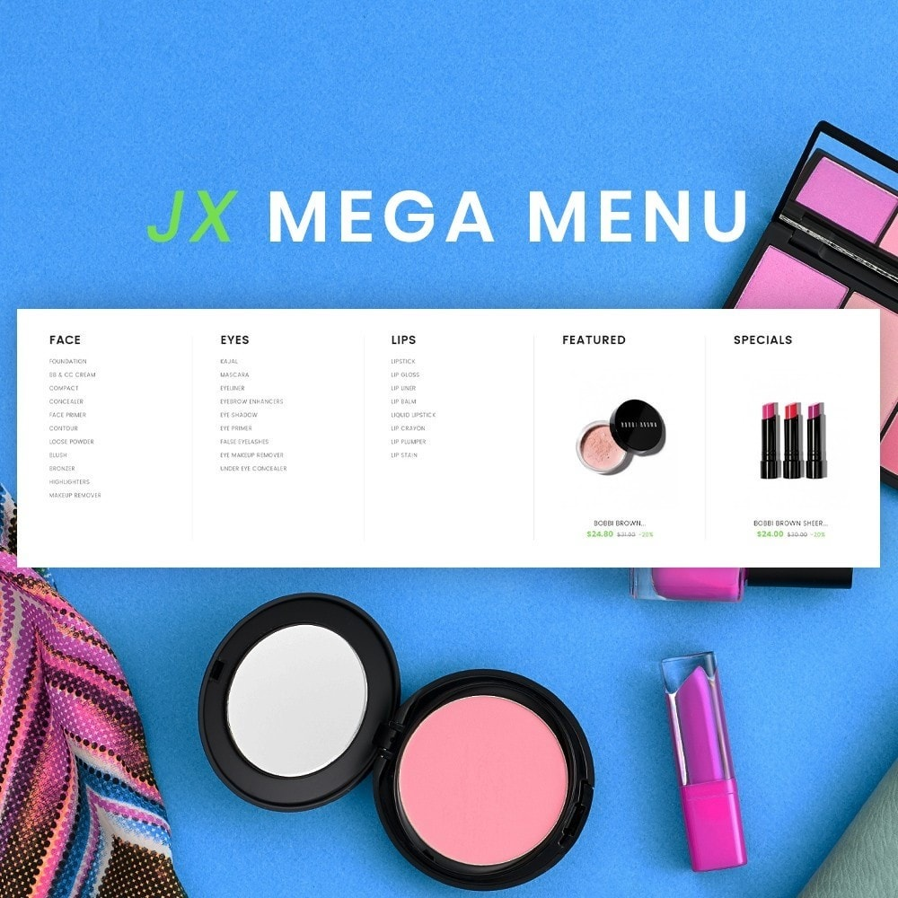 theme - Здоровье и красота - Vente - Organic Cosmetics Store - 4
