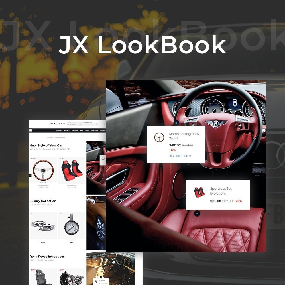 theme - Auto & Moto - NextPrest - Spare Parts Store - 2
