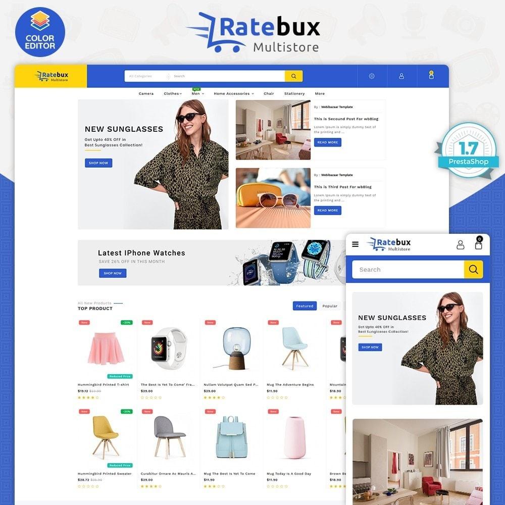 theme - Electronics & Computers - Rutebux The MultiStore - 1