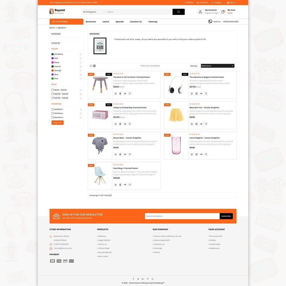 theme - Electronics & Computers - Buyent - The Best MultiStore Theme - 4