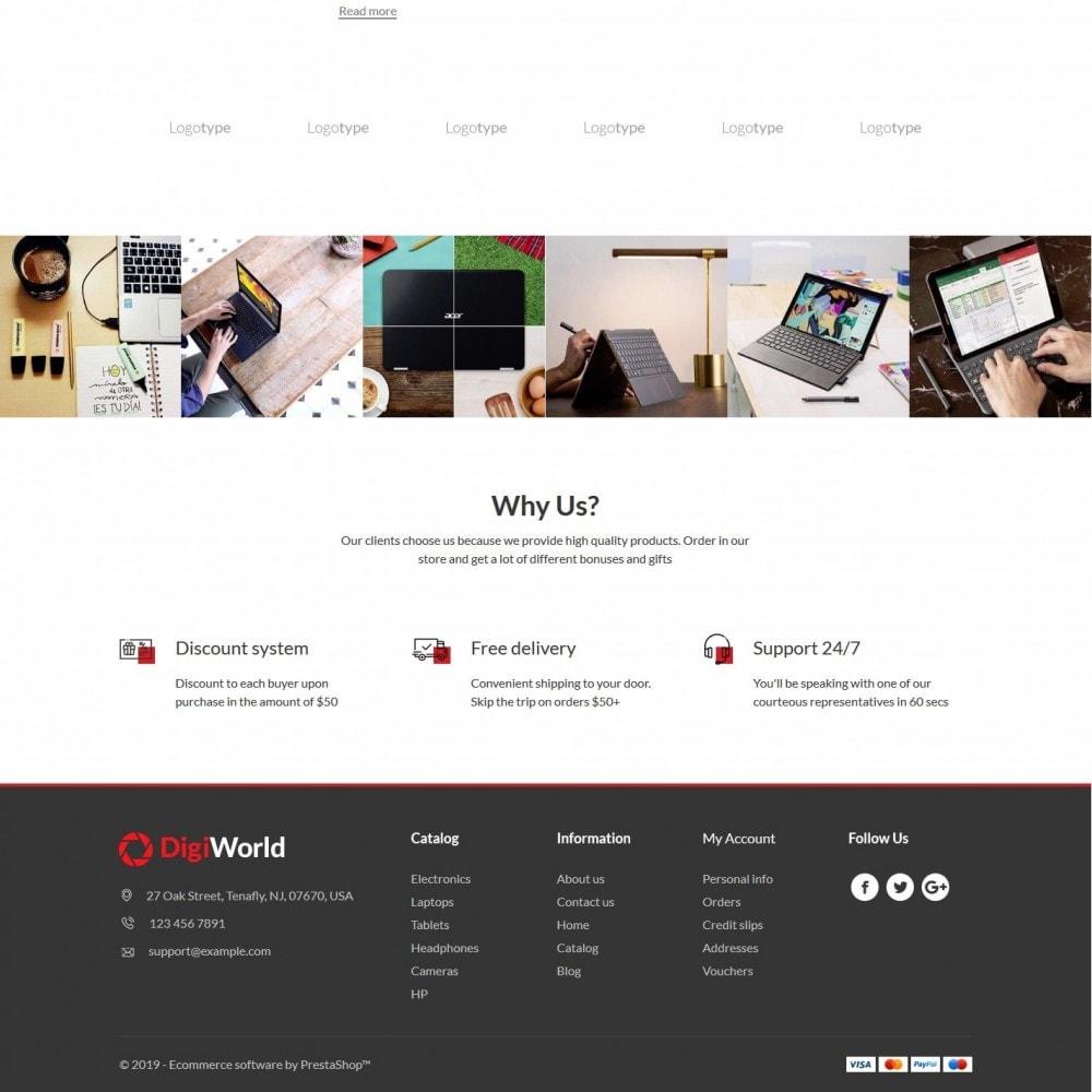 theme - Electronics & Computers - DigiWorld - High-tech Shop - 3