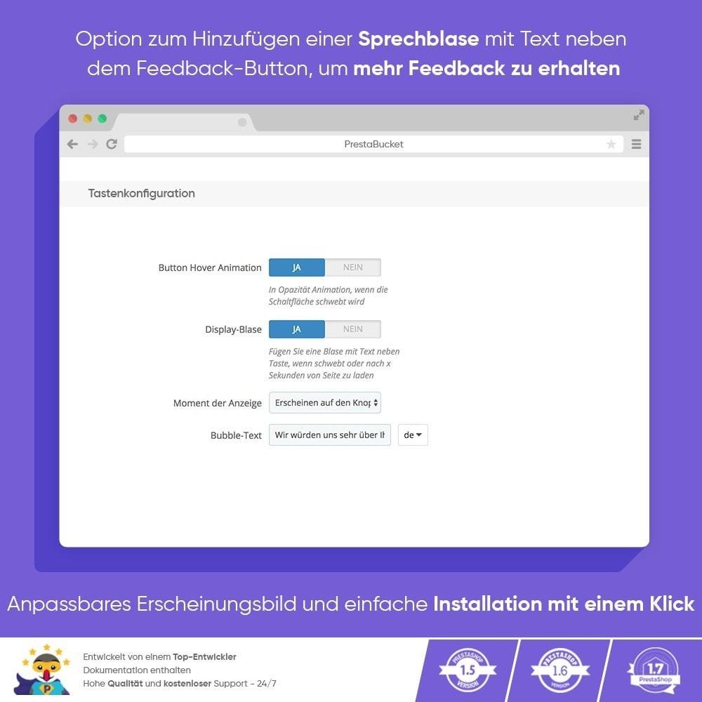 module - Kundenbewertungen - KUNDENFEEDBACK - Sammeln Sie Wichtige Informationen - 3
