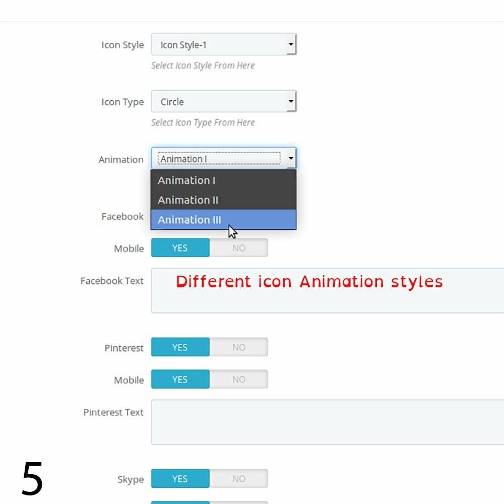 module - Juridisch - GDPR Protect Social Sharing Plugins Pro - 5
