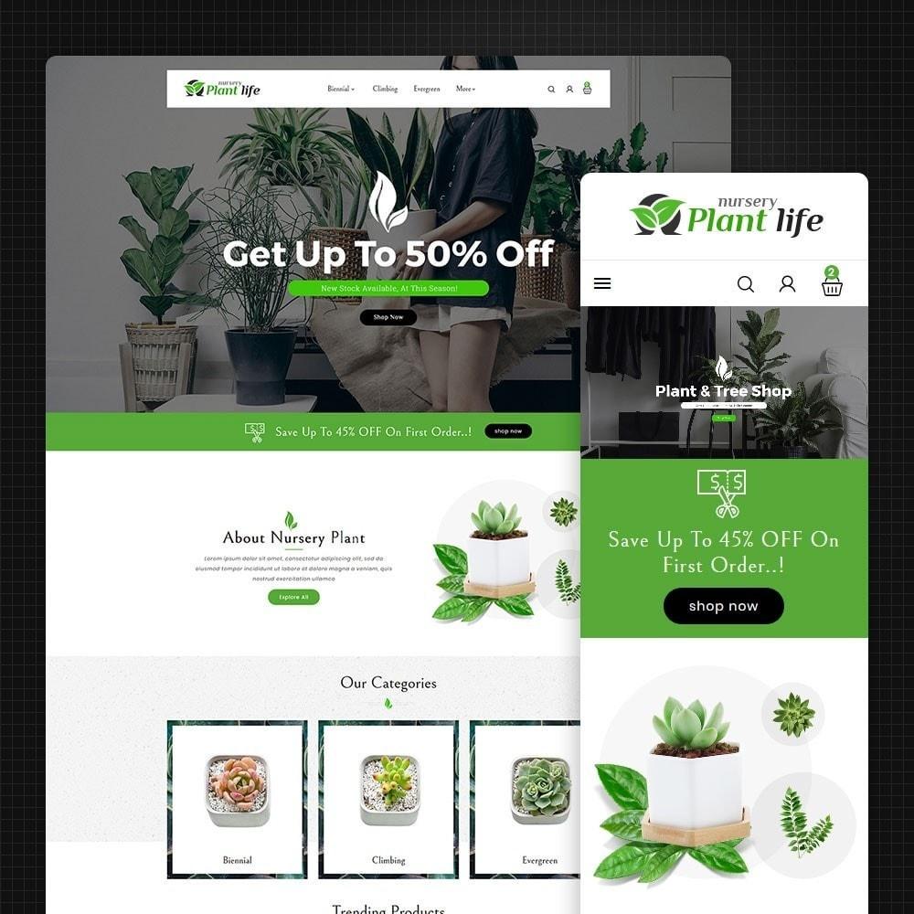 theme - Hogar y Jardín - Nursery & Plant Life - 1