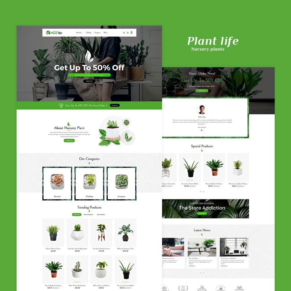 theme - Hogar y Jardín - Nursery & Plant Life - 2