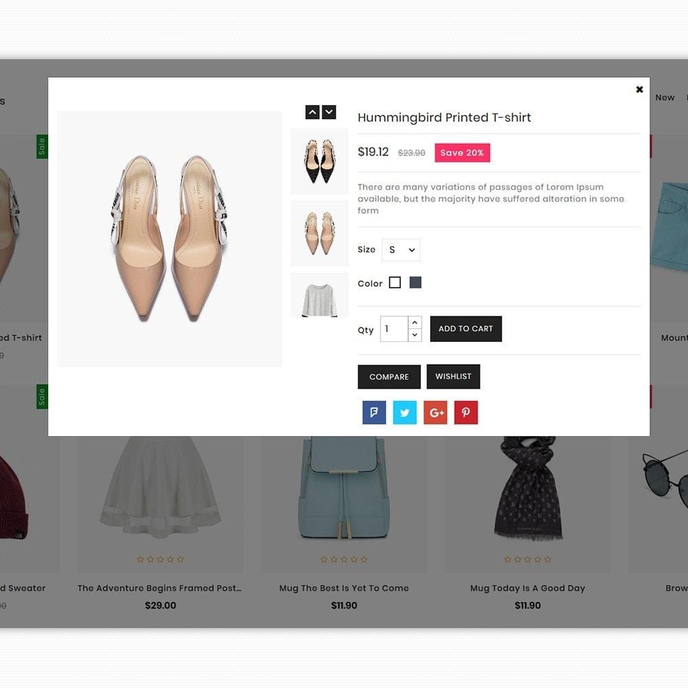 theme - Mode & Schuhe - Wearpal - The Fashion Store - 7