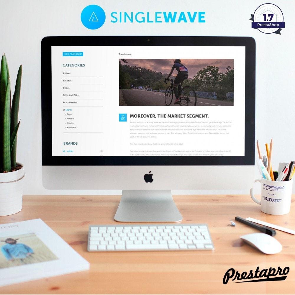 theme - Sport, Attività & Viaggi - Surfwave Negozio di articoli sportivi e da surf - 7