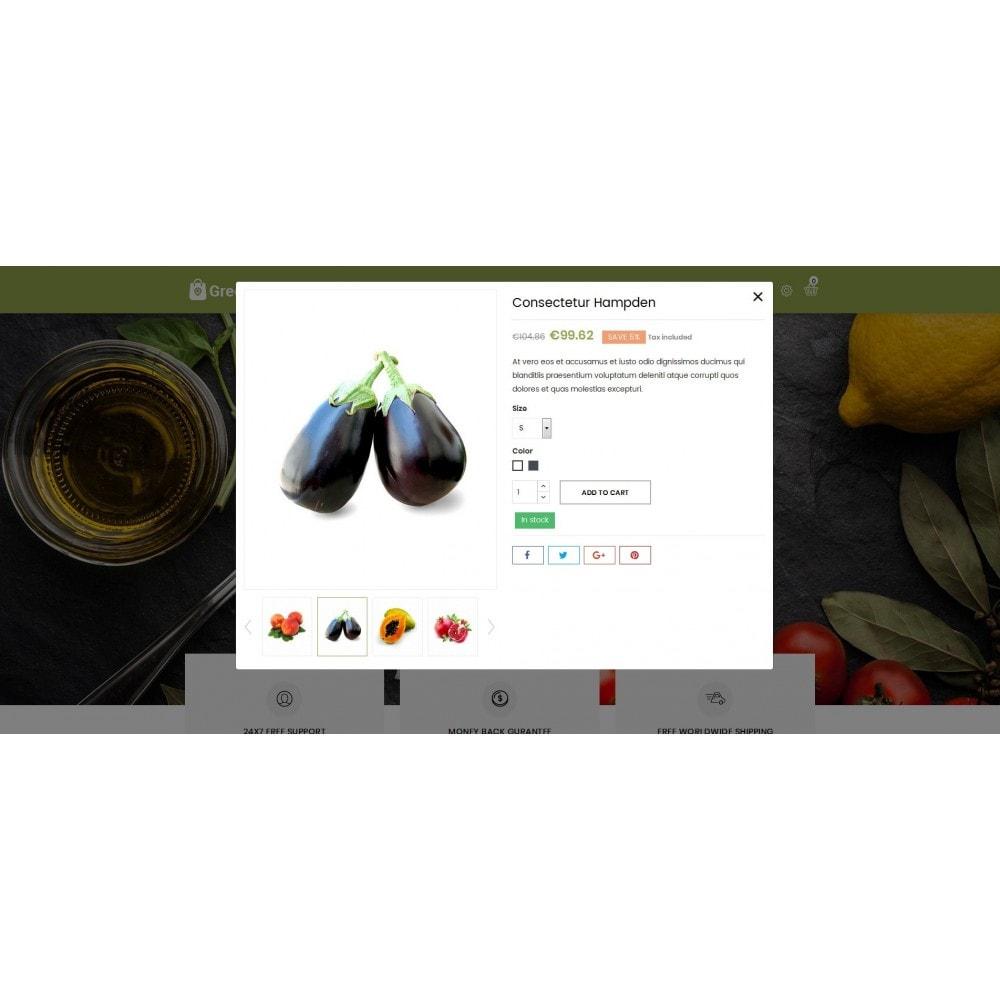 theme - Home & Garden - Green Cart - Organic Store - 7