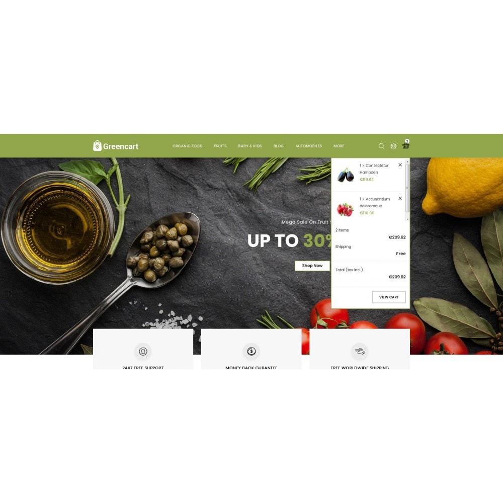 theme - Home & Garden - Green Cart - Organic Store - 8