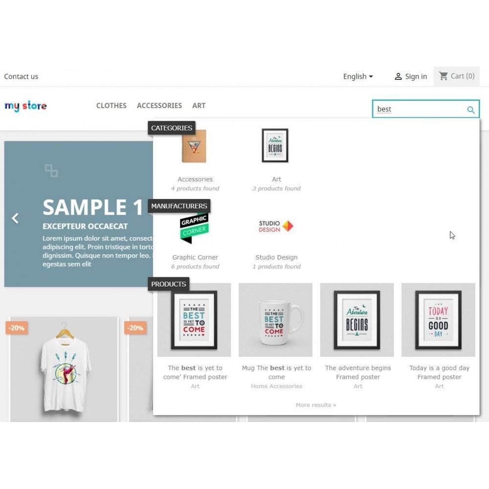 module - Recherche & Filtres - JoliSearch : recherche visuelle avancée - 5