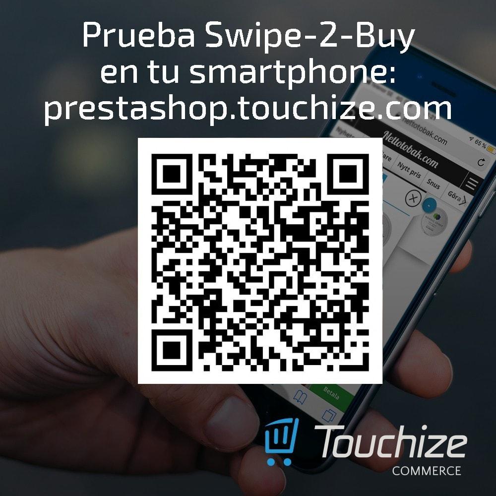 module - Dispositivos móviles - Touchize Commerce - 1