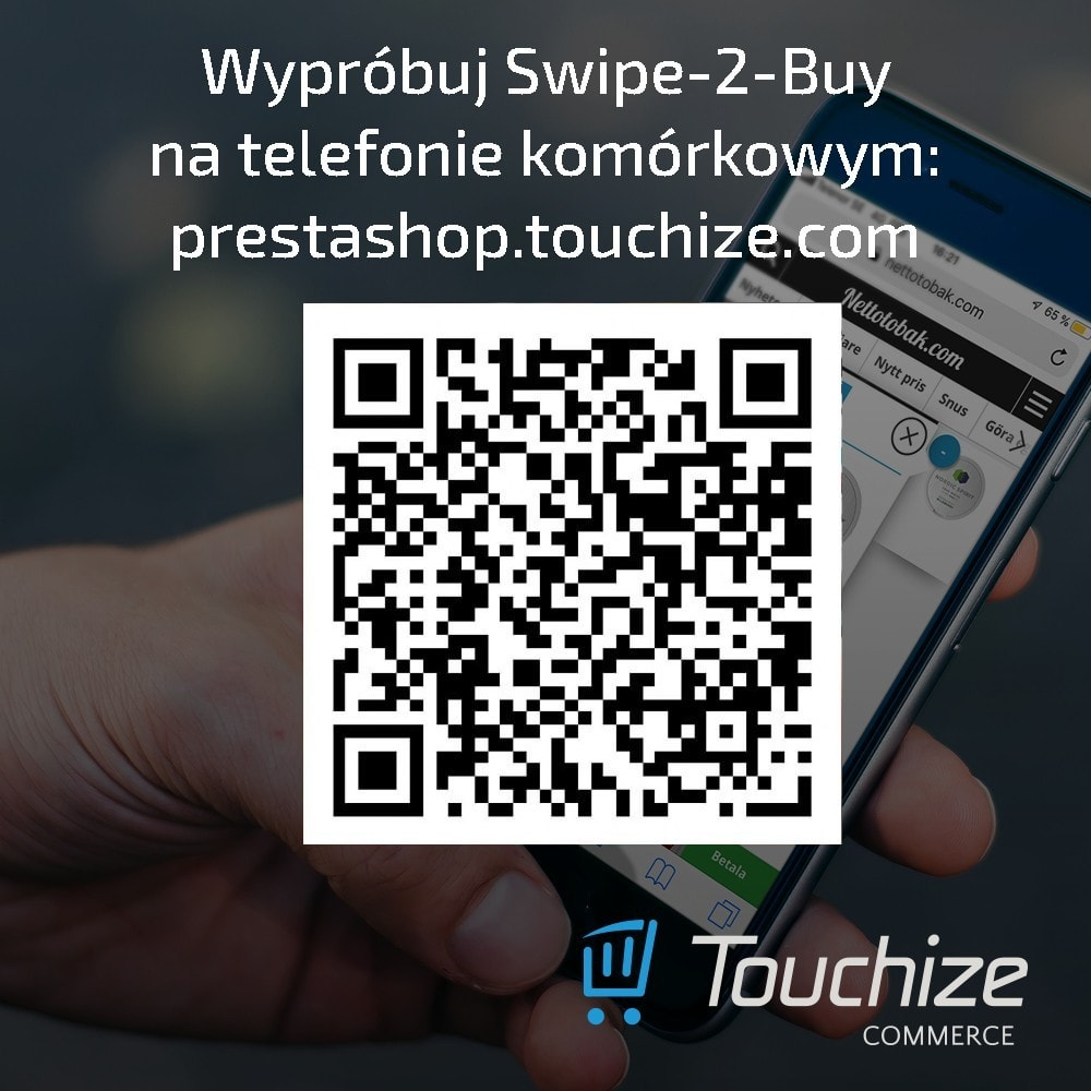 module - Mobile - Touchize Commerce - 1