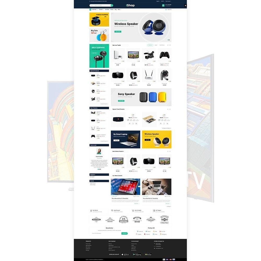 theme - Elektronik & High Tech - I Shop Electronic Store - 2