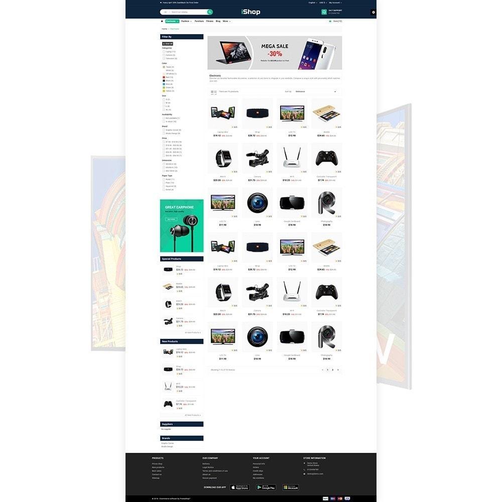 theme - Elektronik & High Tech - I Shop Electronic Store - 3