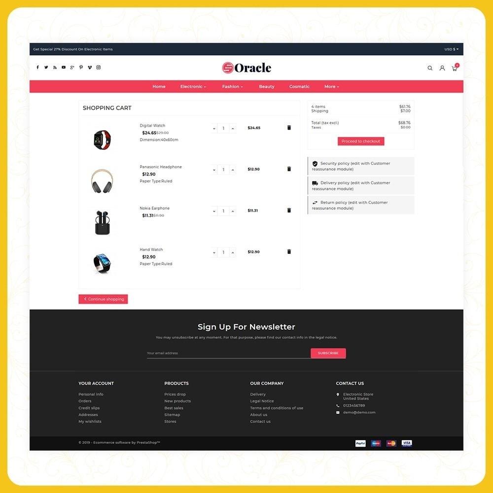 theme - Eletrônicos & High Tech - Elettr Oracle - Electronics Store - 5
