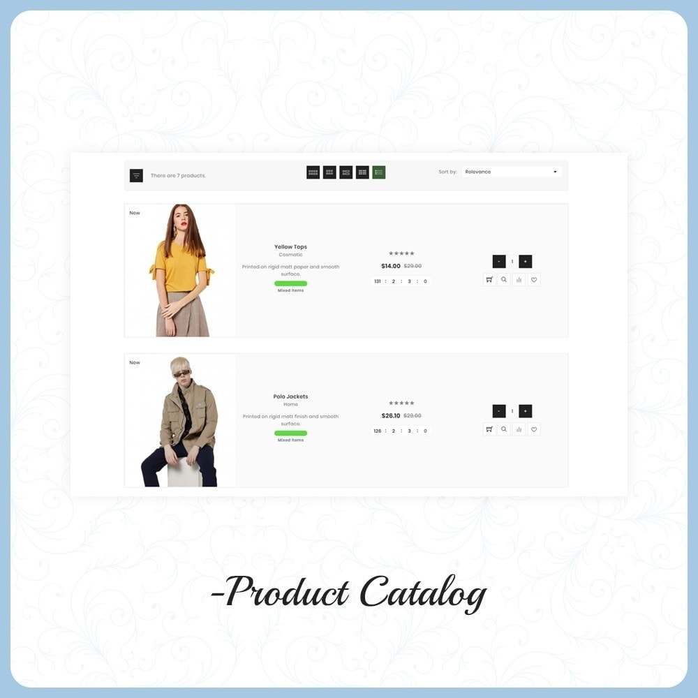 theme - Mode & Chaussures - Moda Almacenar - Fashion Store - 11