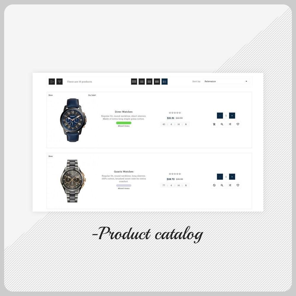 theme - Fashion & Shoes - Time Regarder - Watch Big Mall - 11