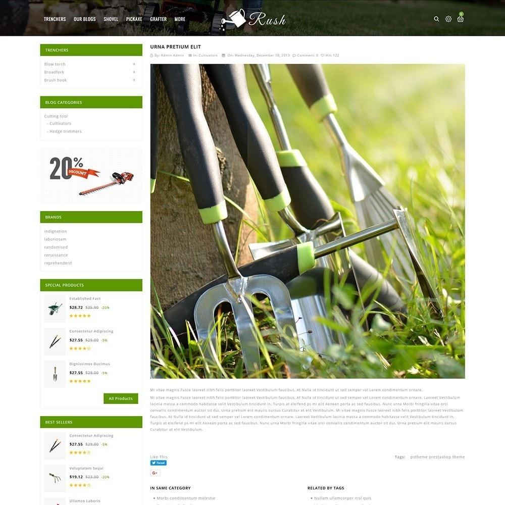 theme - Home & Garden - Rush - The Gardening Tools - 7