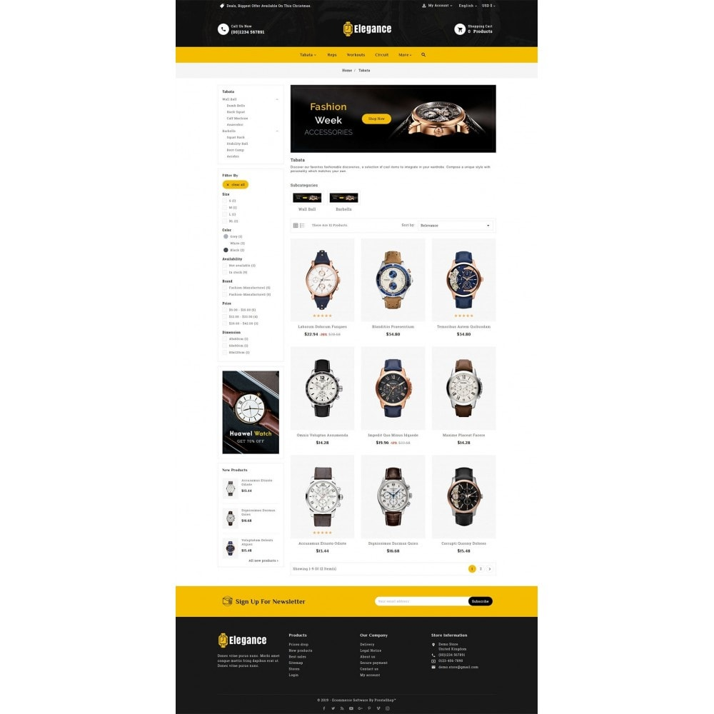 theme - Jewelry & Accessories - Elegance - Luxury Watches & Time - 3