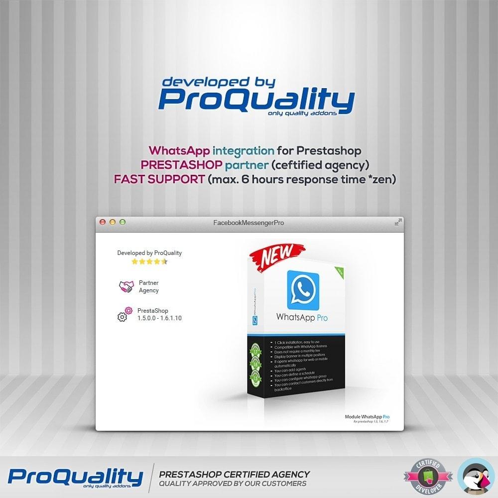 module - Wsparcie & Czat online - WhatsApp Pro, Online Visitors - 6
