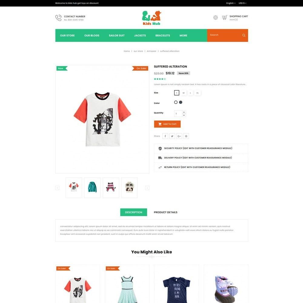 theme - Moda & Calzature - Kids Hub - The Children Fashion Store - 7