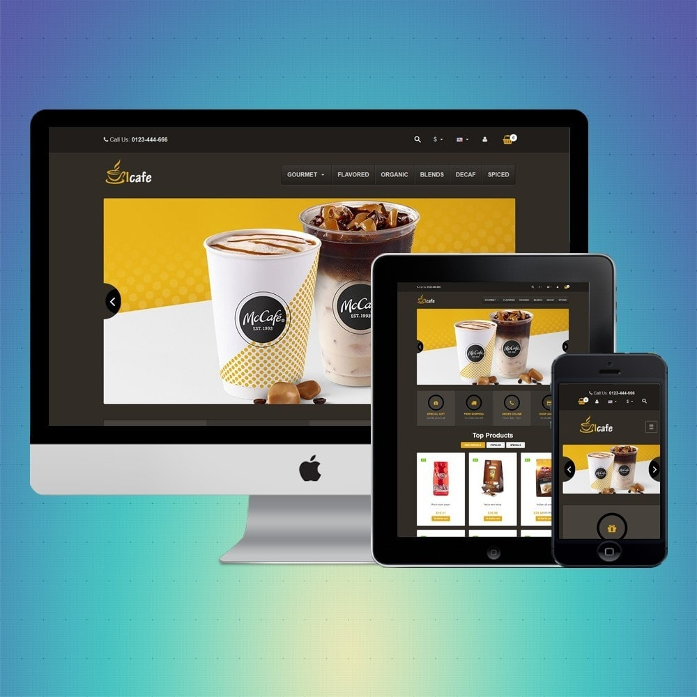 theme - Drink & Wine - VP_Icafe - 1
