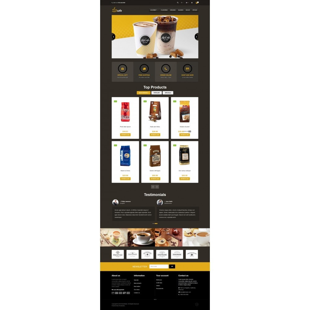 theme - Drink & Wine - VP_Icafe - 2