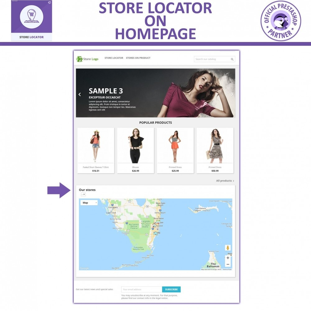module - Internacional & Localização - Store Locator and Pickup with Google Maps - 3