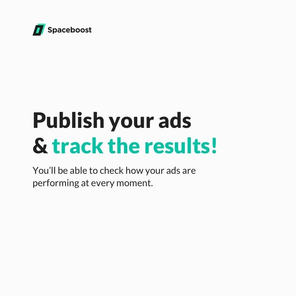 module - SEA SEM (paid advertising) & Affiliation Platforms - Spaceboost - The Best Google Ads Automation - 9