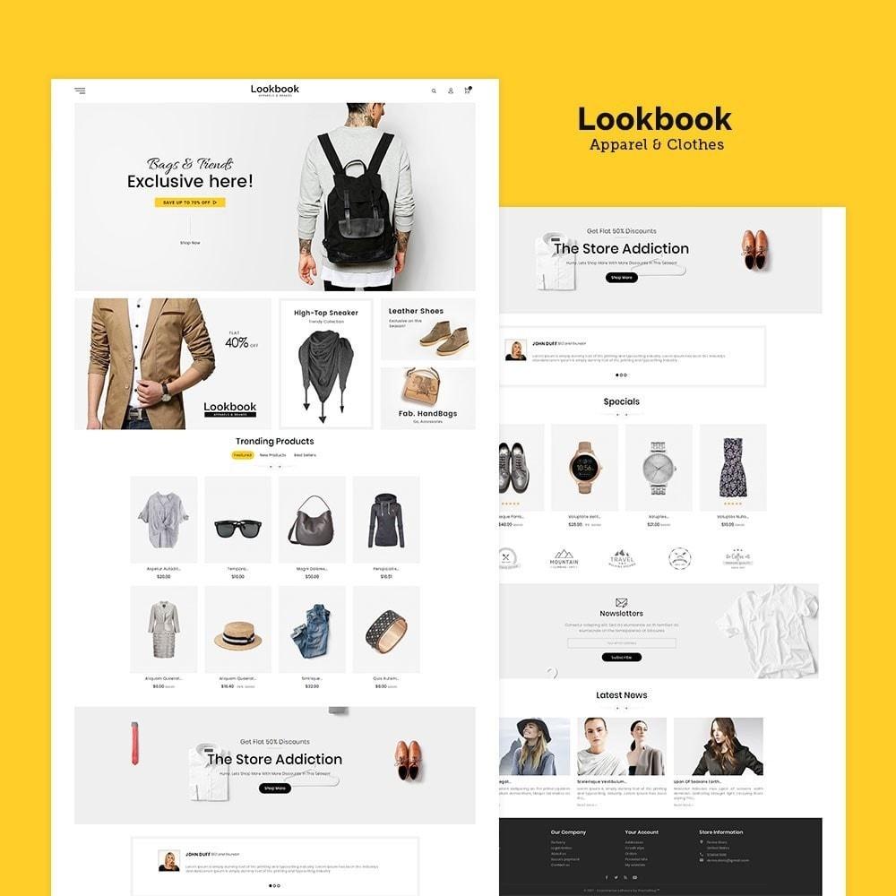 theme - Moda & Obuwie - Lookbook Fashion - 2