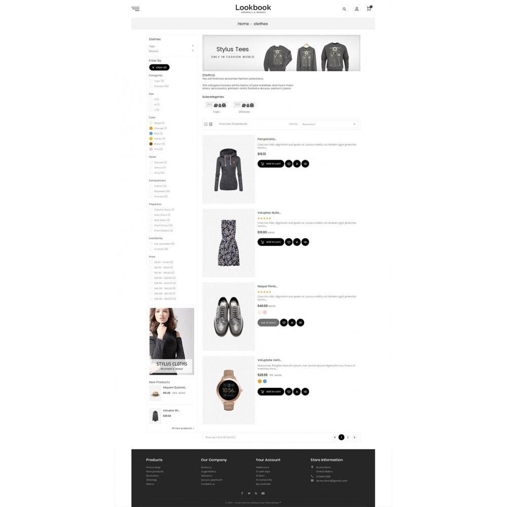 theme - Moda & Obuwie - Lookbook Fashion - 4