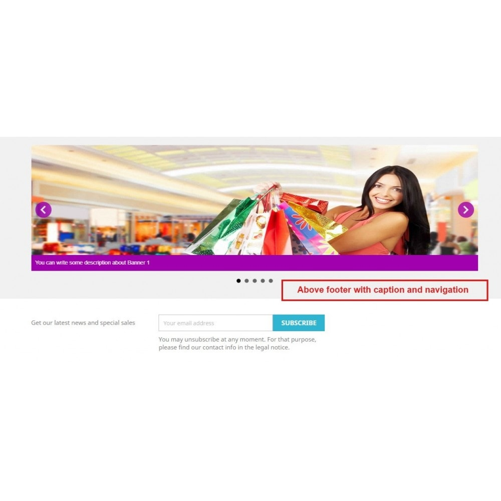 module - Sliders & Galleries - Multi Purpose Responsive Ads Banner | Image Slider - 3