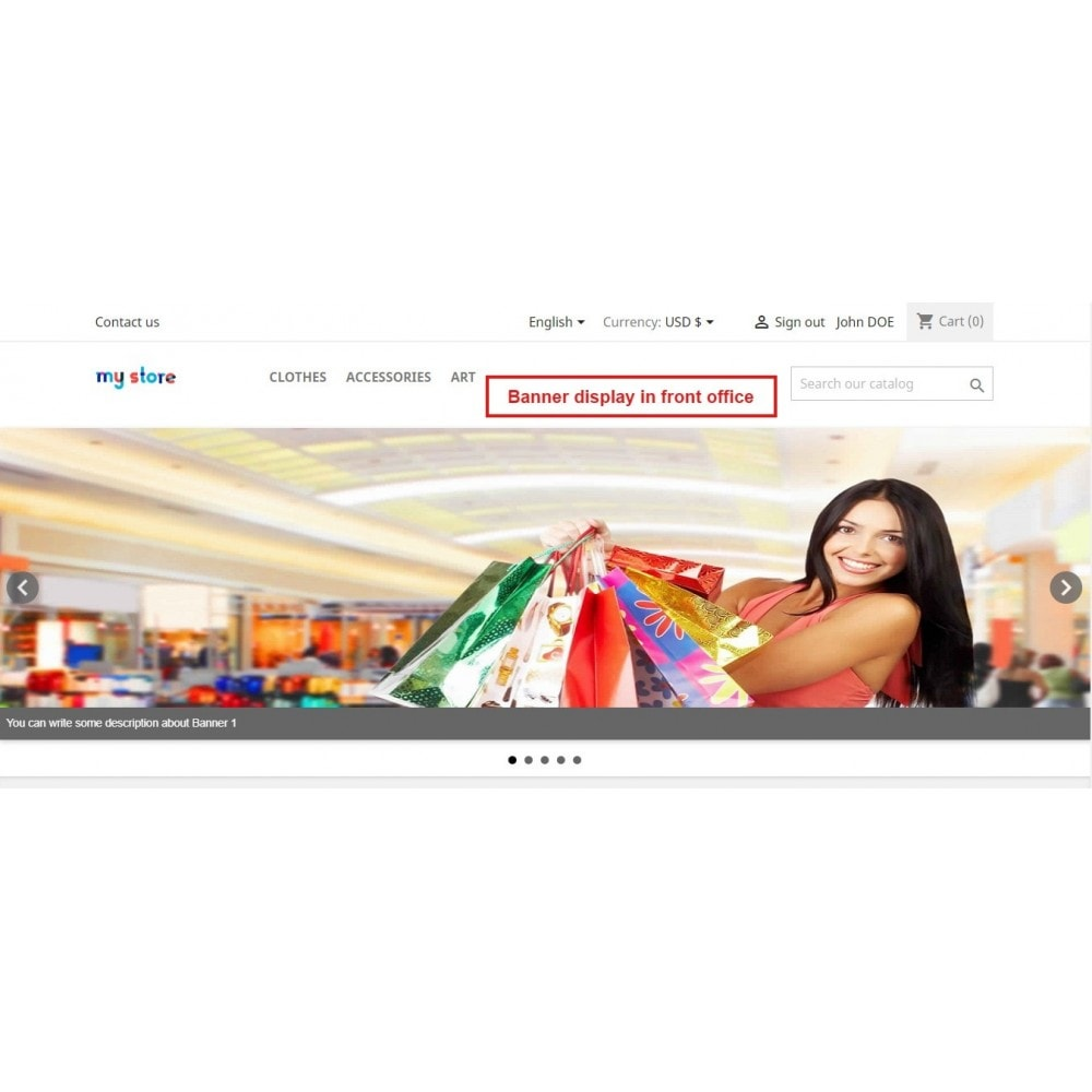 module - Sliders & Galleries - Multi Purpose Responsive Ads Banner | Image Slider - 4