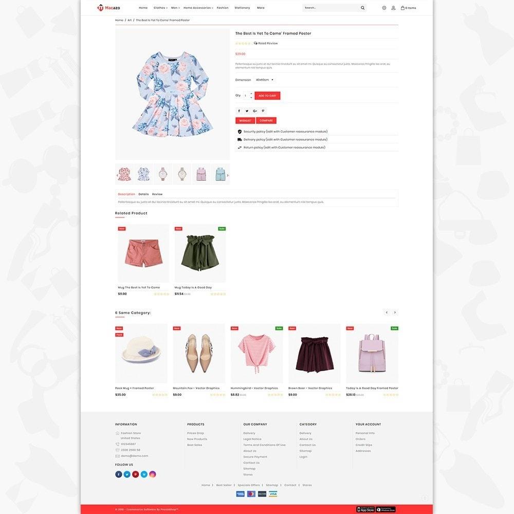 theme - Fashion & Shoes - Macazo - The Fashion Store - 5