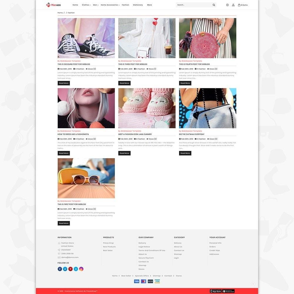 theme - Fashion & Shoes - Macazo - The Fashion Store - 6